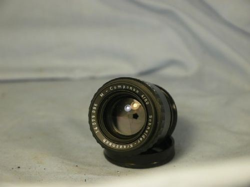 '         M Componon F4  80mm -VERY RARE-MINT-NICE-TOP BOKEH-  ' Schneider M Componon  F4 80MM Enlarging Lens -MINT-GREAT BOKEH-  £299.99